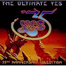 Ultimate Yes-35th Anniversary
