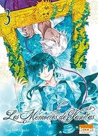 Les Mémoires de Vanitas, tome 3 par Jun Mochizuki