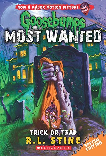 Trick or Trap (Goosebumps Most Wanted Special (Beste Specials Halloween)