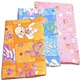 Baby Basics - Cotton Wrappers 3pcs