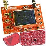 KKmoon DSO138 2.4 'TFT Handheld Pocket-size Digital Oscilloscope kit DIY componenti elettroniche Learning Set 1Msps