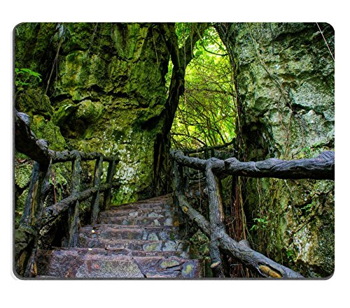 mousepads-amazing-scene-at-mekong-delta-rocky-mountain-old-stone-staircase-with-rock-fence-tree-with