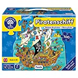 Orchard Toys 10241 - Puzzle, Piratenschiff, 100 Teile, 42 x 51.5 cm