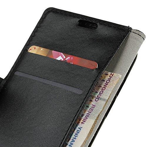 COVO   PU TPU Faux Cuero Billetera Funda para Vodafone Smart N8 con Stand Funci  n  No 6