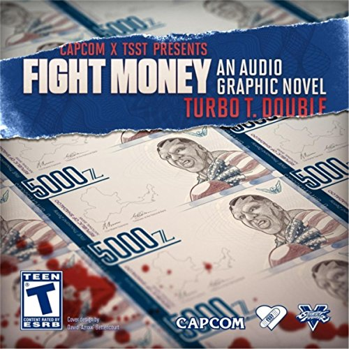 Capcom Presents Fight Money: An Audio Graphic Novel