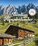 Blodigs Alpenkalender 2017: Mit 24 An...
