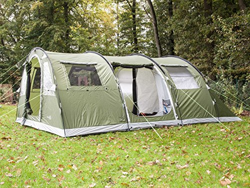 Skandika ... & Skandika Gotland 6 Man-Person Group u0026 Family Tunnel Tent 540 x 450 ...