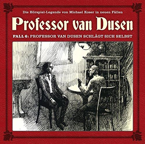 Prof. van Dusen - Die neuen Fälle (6) Professor van Dusen schlägt sich selbst (Eric Niemann) Allscore / Highscoremusic 2016