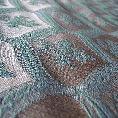 porchester-rococo-azul-patron-beige-y-azul-damasco-tapiceria-de-sofa-cojin-tela-retardante-de-llama-