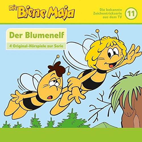 Die Biene Maja - Folge 11: Der Blumenelf