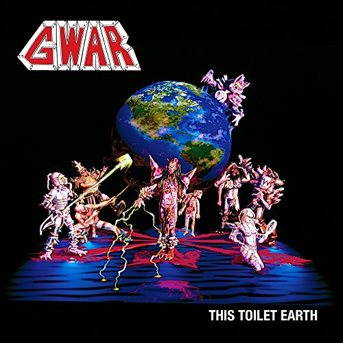This Toilet Earth [Vinyl LP]