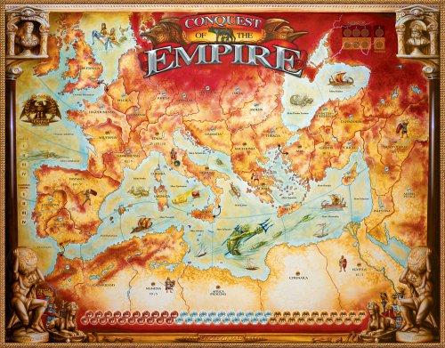 Eaglegames 1010 - Conquest of the Empires (englische Ausgabe)