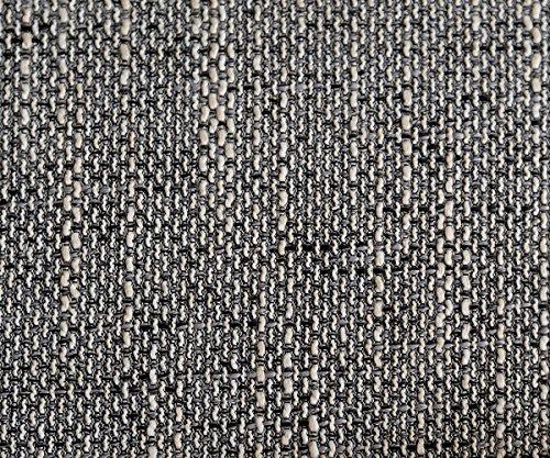 Sofa Clovis erweiterbares Modulsofa Eckcouch Wohnlandschaft (Sofa mit Hocker, Grau) - 3