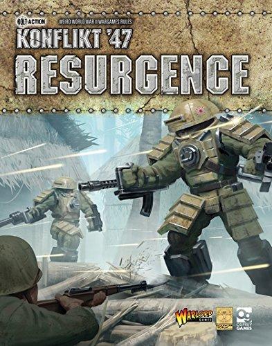 Konflikt '47: Resurgence (Bolt Action) por Warlord Games