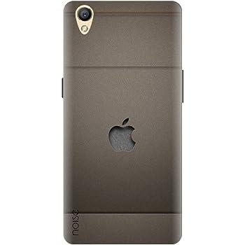 Noise Designer Printed Case / Cover for OPPO A37 / Patterns & Ethnic / Minimal Designer Apple Design (GD-356)