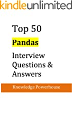 Top 50 Pandas Interview Questions & Answers