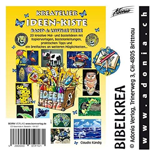 CD Ideen-Kiste Band 4: Lustige Tiere