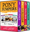 Pony Jumpers: Box Set 1 (Volumes 1-4)