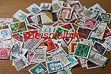 Robbert s Briefmarken, 50 Stück Sondermarken + 50 Stück Dauerserien, wie gespendet papierfrei, gestempelt