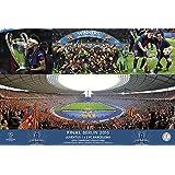 Grupo Erik Editores GPE4923 - Póster FC Barcelona Champions Estadio Celebración, 61 x 91,5 cm