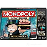 Monopoly Ultimate Banking Italiano Hasbro