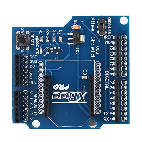 Festnight Placa expansión XBee BT V03 Módulo Shield
