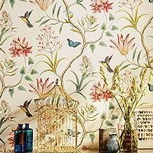 Murales De Flores Japonesas