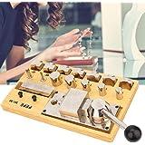 Ring buiggereedschapset, metalen draagbare handmatige multifunctionele sieraden Ringoorbel buigmachine Professionele ringbuig