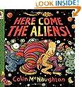 Here Come the Aliens!