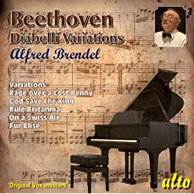 33 Variations On A Waltz By Diabelli In C, Op. 120: Xxxi. Andante Sempre Cantabile