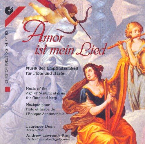 Chamber Music - Abel, C.F. / Quantz, J.J. / Benda, F. / Telemann, G.P. / Benda, G. / Kirnberger, J.P. / Muthel, J.G. (Amor Ist Mein Lied)