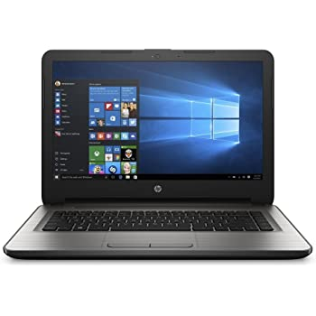 HP 14-AR002TU 14-inch Laptop (Core i3-5005U/4GB/1TB/Windows 10 Home/Integrated Graphics), Turbo Silver