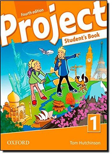 Project: Level 1: Student's Book par Hutchinson
