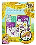 Undercover RAVT1201 - Schablonenset, Disney Rapunzel