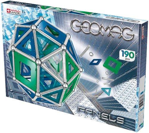 Preisvergleich Produktbild Geomag 365 - Kids Panels 190-teilig