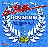 Labella LBZ508 Pack de 8 Jeux de Cordes pour Bouzouki