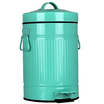 Außergewöhnlich Kosmetikeimer   Abfalleimer   Mülleimer   Badezimmereimer   Tretabfalleimer  3L Mit Farbauswahl (Tretabfalleimer 3L Blau