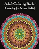 Adult coloring books :: Mandalas for Stress relief (Paperback)