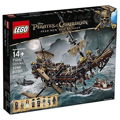 LEGO Piratas del Caribe - Silenciosa Mary (71042)