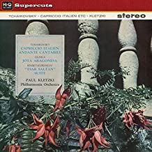 Capriccio Italien/Jota Aragonsesa/Tsar Saltan Suit [Vinyl LP]