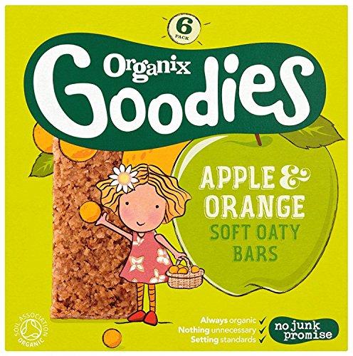 organix-goodies-1-year-organic-apple-and-orange-soft-oaty-bars-6-x-30-g-pack-of-6-total-36-bars