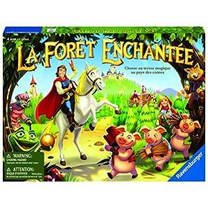 Ravensburger-21236-Juegos para niños-la Bosque Encantado