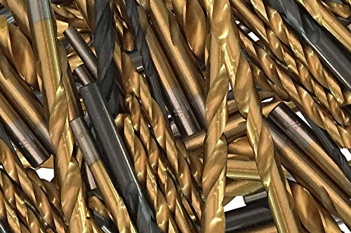 Preisvergleich Produktbild 50x HSS Spiralbohrerset / Metallbohrerset / Bohrerset (Restposten)