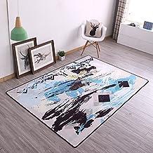 RUG ZI Ling Shop- Resumen Salón Alfombra Dormitorio Alfombra Alfombra Club Casa Renovación Exposición Alfombra