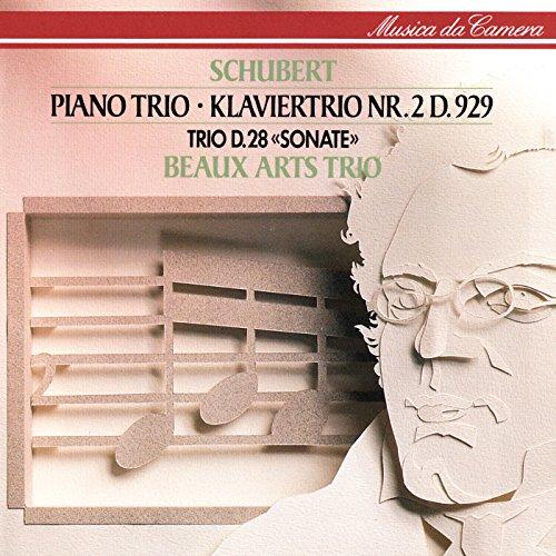 Schubert: Piano Trio No.2 in E...