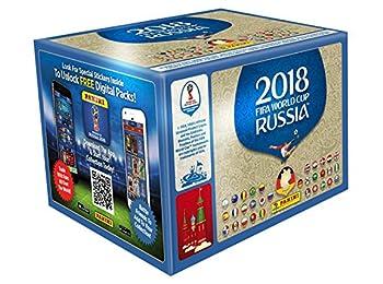Panini World Cup Russia 2018 100'lü Çıkartma Seti