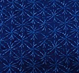 Shibori-Druck 42 Zoll breite Baumwollgewebe für das Nähen
