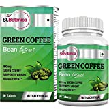 #10: St.Botanica Green Coffee Bean 800 mg Extract (With Chlorogenic Acid) - 60 Tablets