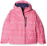 Columbia Fille Veste d'Hiver Déperlante, Alpine Free Fall Jacket, Nylon, Rose...
