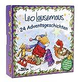 Adventsbox - Leo Lausemaus: 24 Adventsgeschichten (Lingoli) (Kalender)